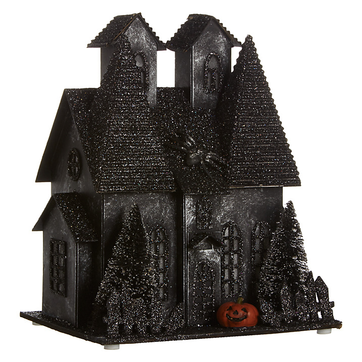 Light up Halloween house John Lewis Halloween