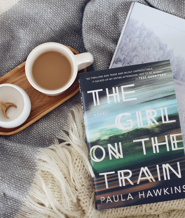 Now Girl on the Train is Over, here's what to read next