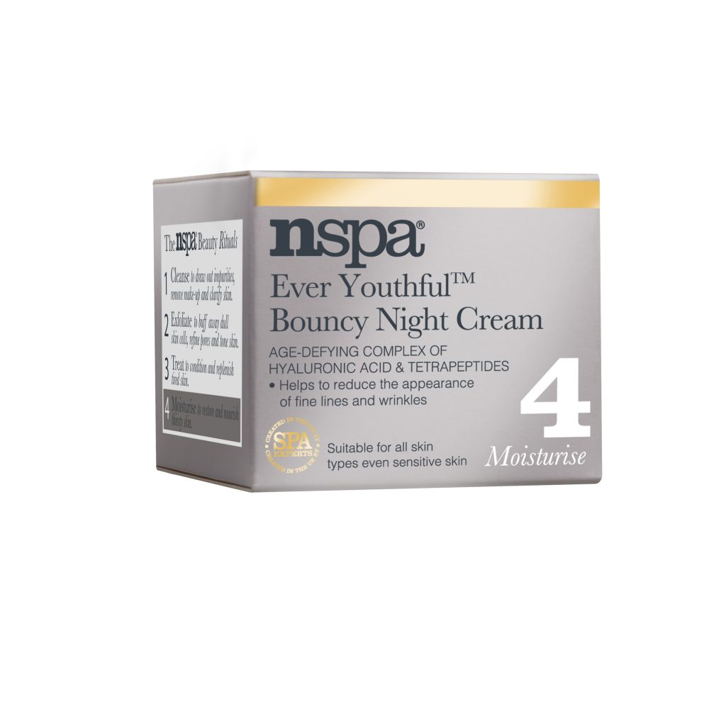 NSPA Beauty Rituals Ever Youthful Bouncy Night Cream