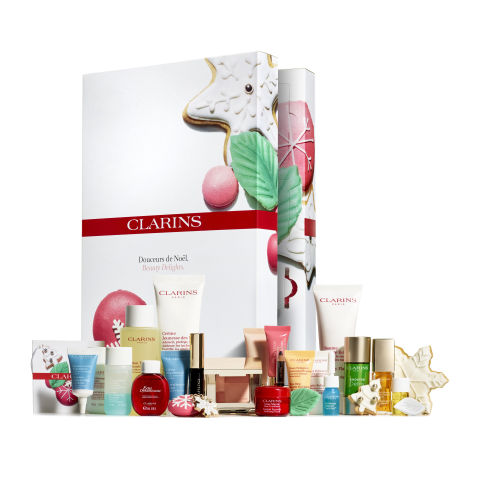 gallery-1474554282-clarins-advent-calendar-with-products-2016