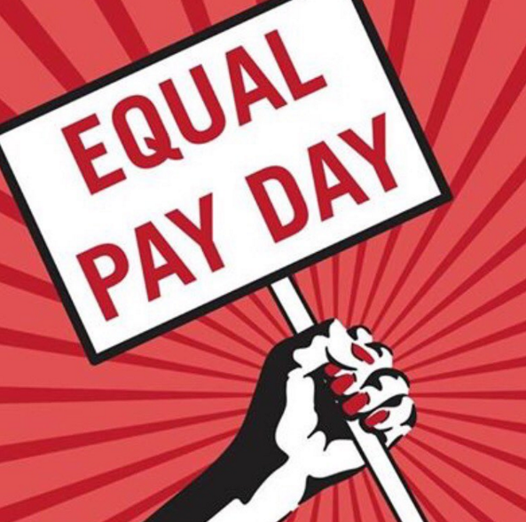 Today is equal pay day – but what does that mean?