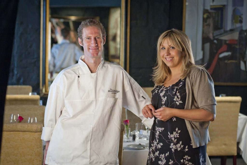 It Takes Two: Jane and Jason from Stockbridge Restaurant
