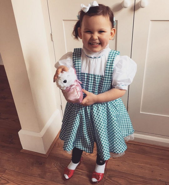 The Cutest Costumes: World Book Day 2017