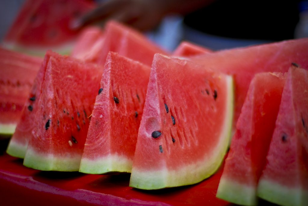 Fun Fact Friday: Watermelon
