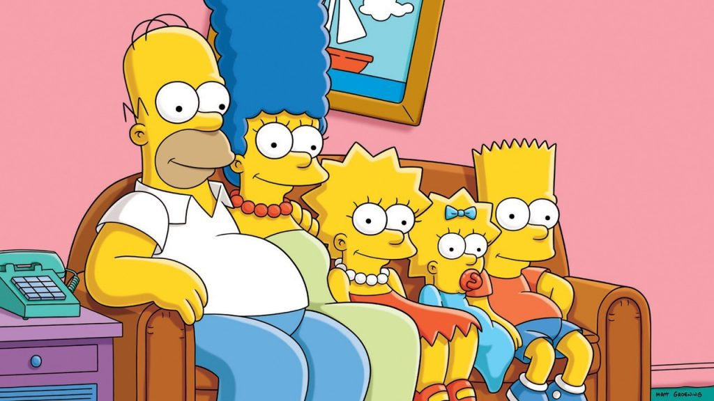Fun Fact Friday – The Simpsons