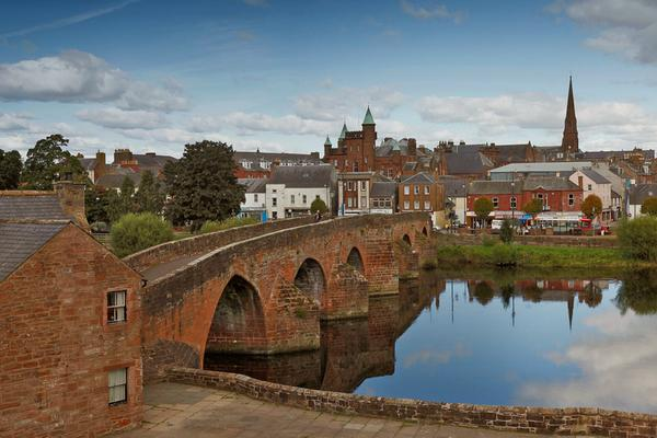 Get happy in Dumfries
