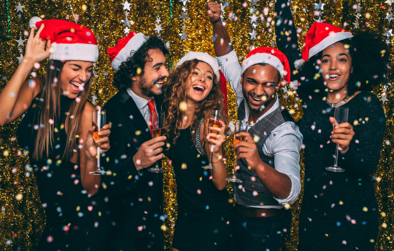 How to survive the office Christmas party -