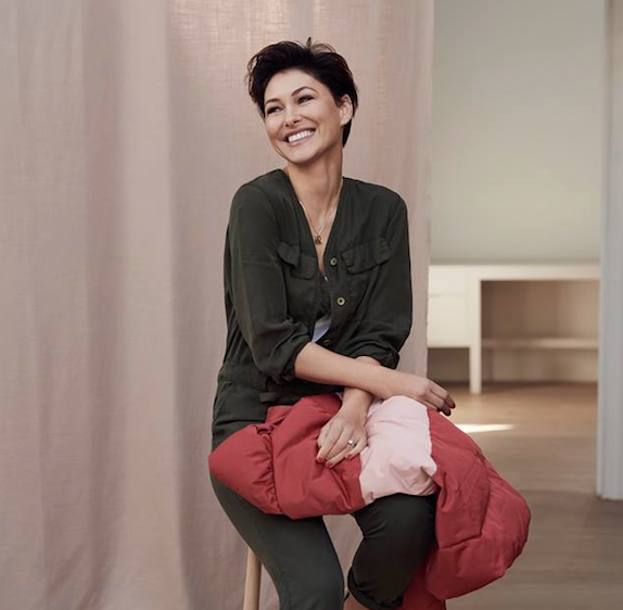 "Emma Willis: ""I tend to follow my gut more than trends, it's important to be comfortable"""
