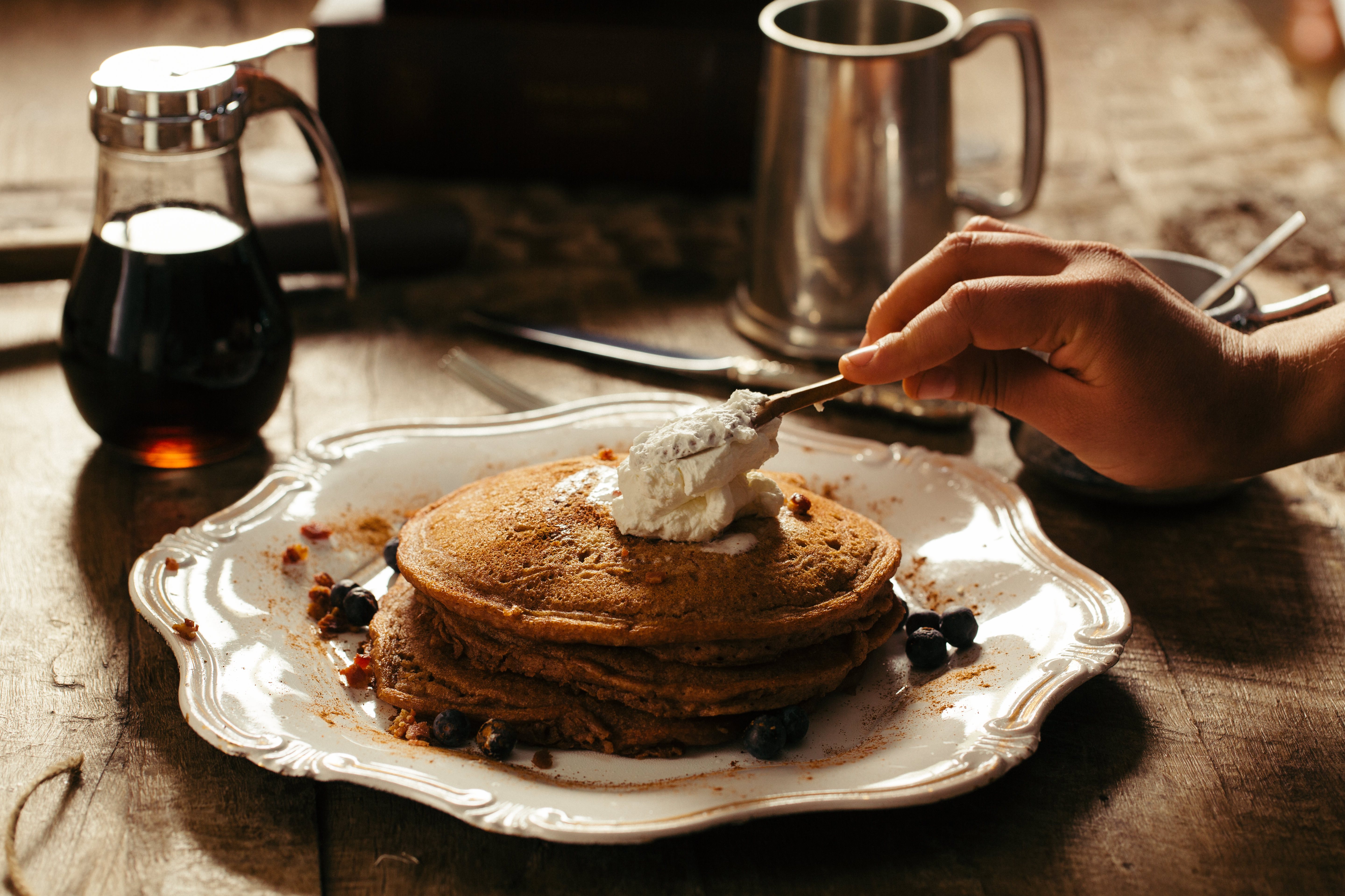 Stack 'em up! Quick and easy recipes for Pancake Day