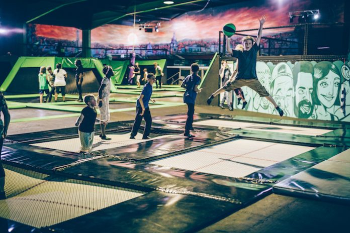 Indoor inflatable theme park to open in Glasgow soon