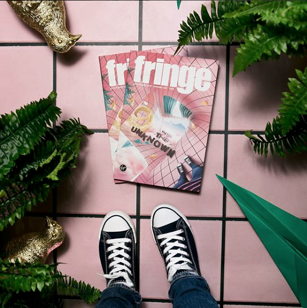 Getting cultural with shows at the Edinburgh Fringe Festival 2018