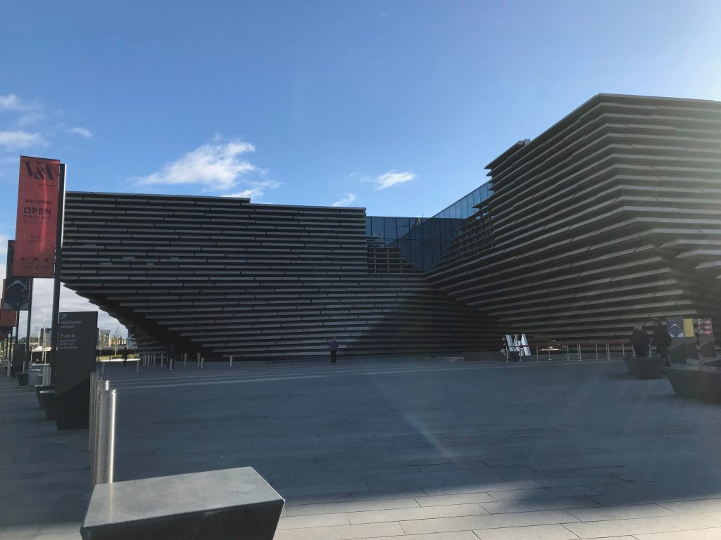 Review: V&A Dundee