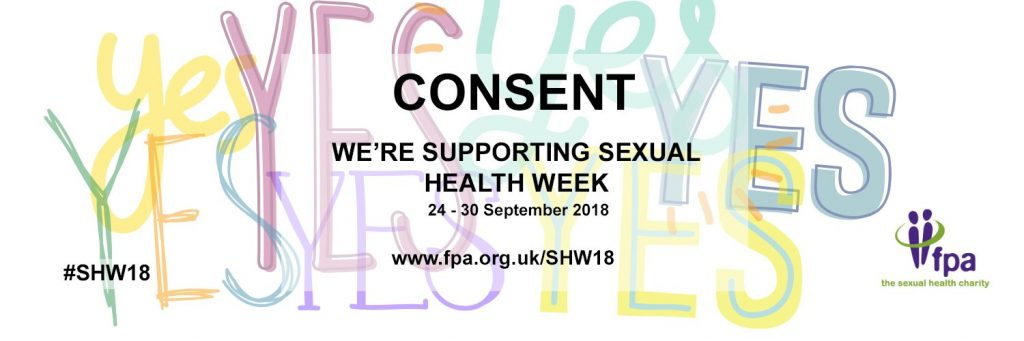 Sexual Health Week: Consent