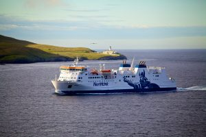 WIN:  A return ticket for four on any route with NorthLink Ferries