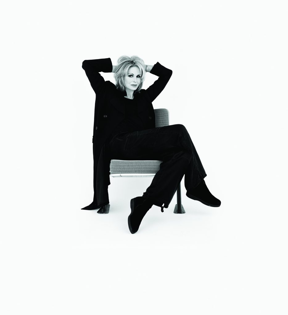 It's All About Joanna Lumley