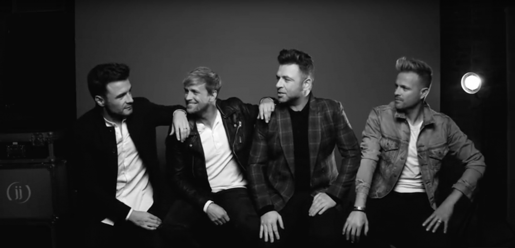 Westlife are reuniting! With new music and a tour