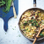 The Body Coach's chicken and mushroom risotto