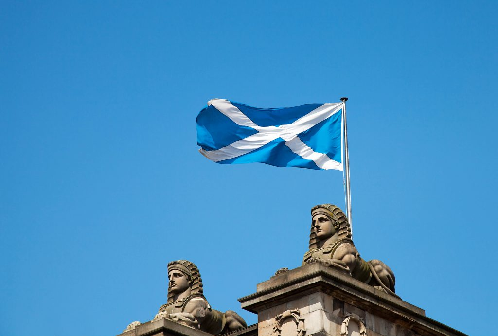 #MakeSomeonesDay this St. Andrews Day