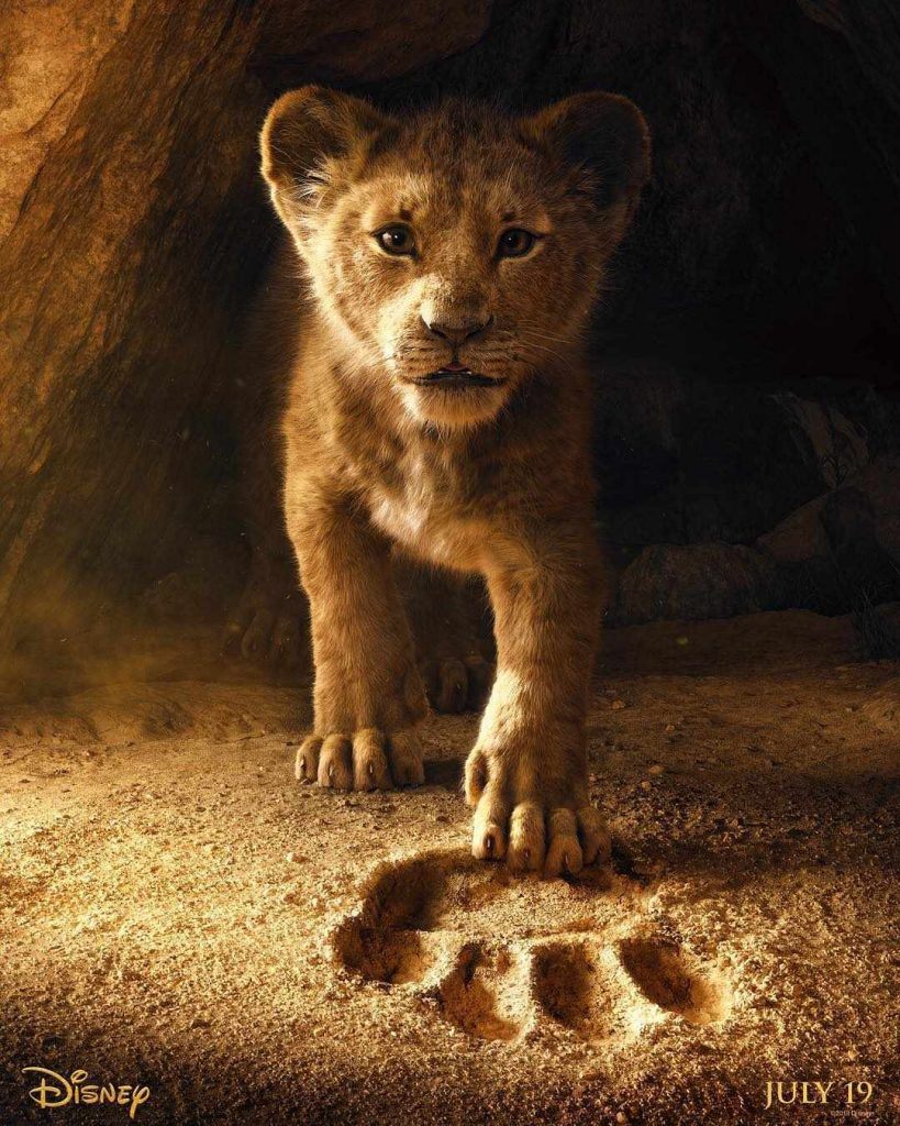 Calling all Disney fans: The Lion King trailer is here