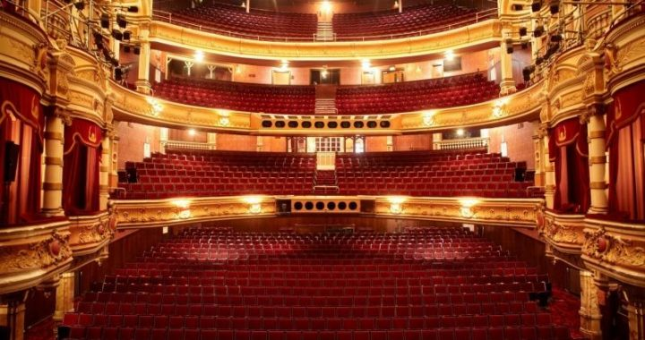 At the theatre with King's and Theatre Royal