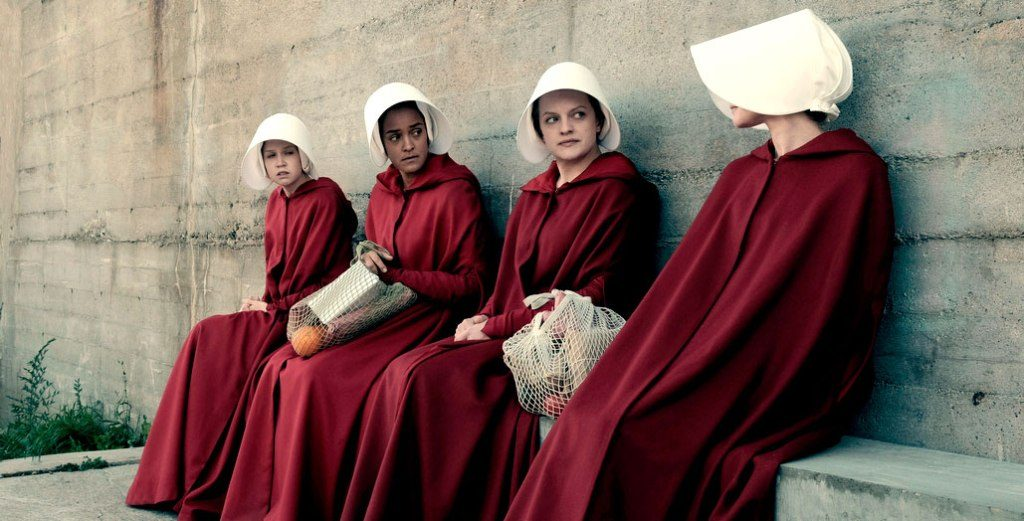 Praise be! The Handmaid's Tale is back for season three