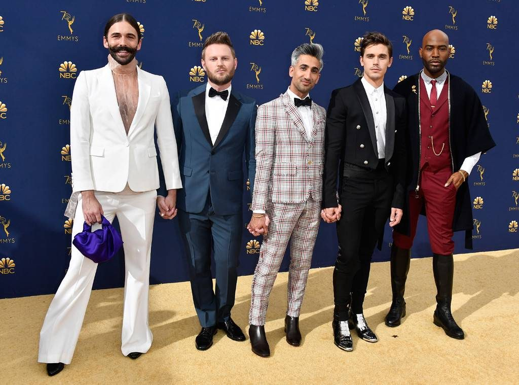 Queer Eye is back, and heading to Japan