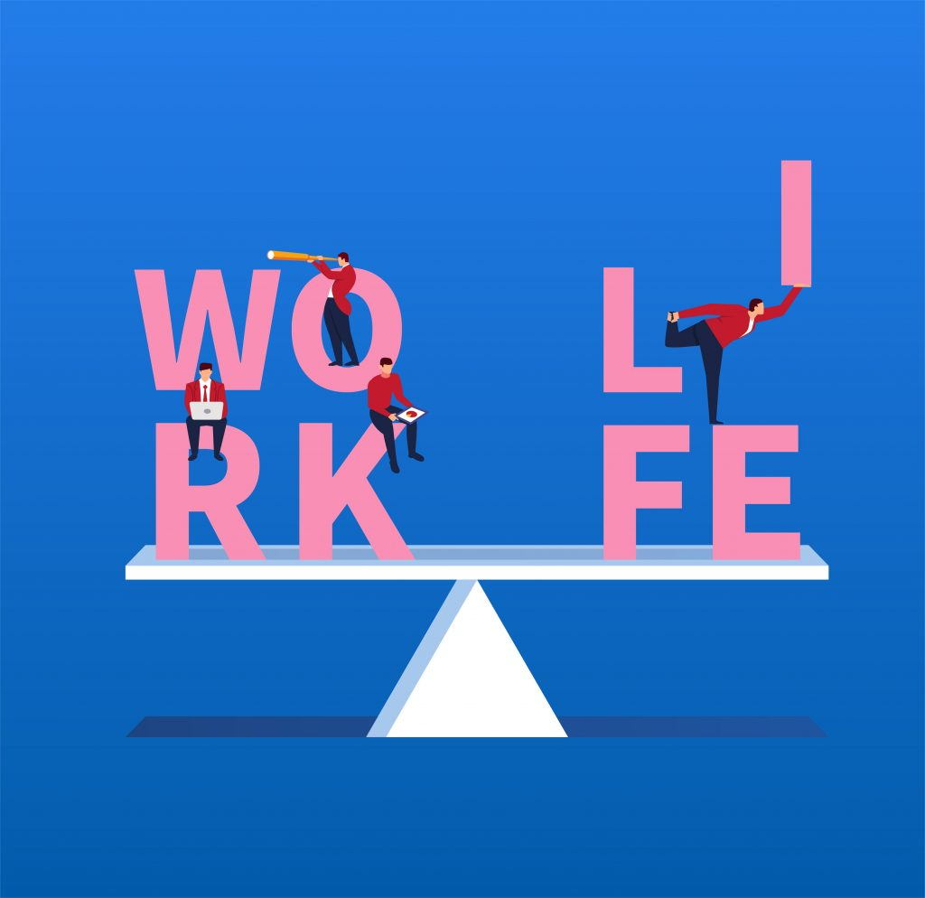 Balancing Act: getting that work-life balance