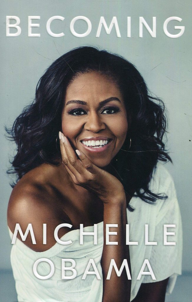 Becoming inspired with Michelle Obama