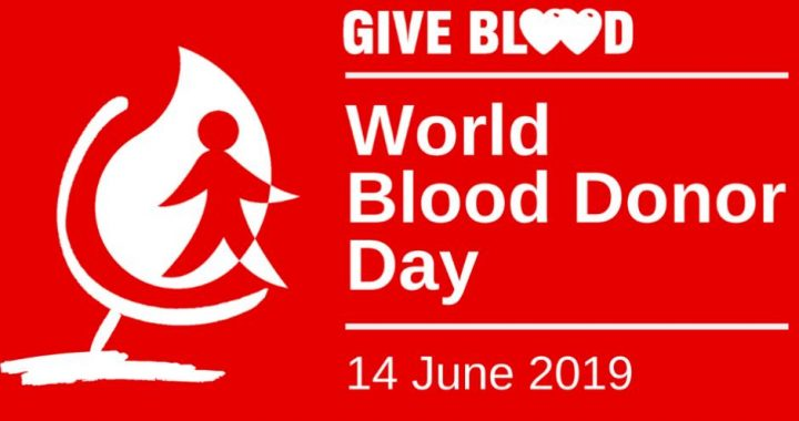 Saving a life this World Blood Donor Day