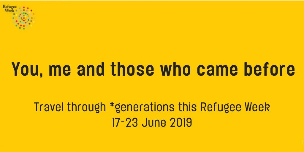 Everything we learned during Refugee Week 2019