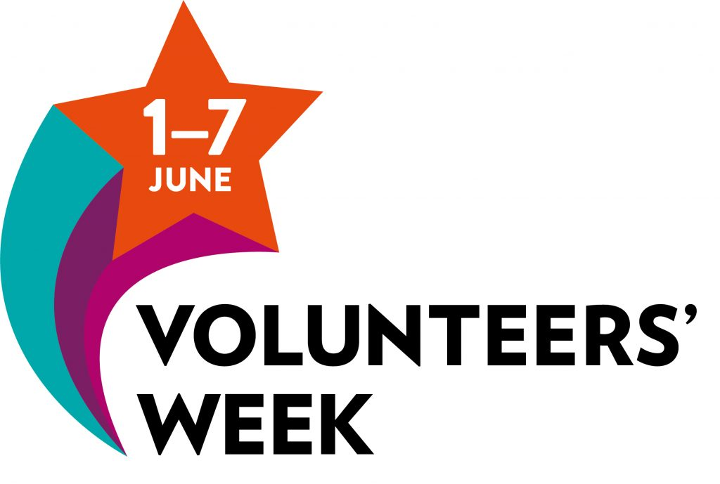 Giving back this Volunteers' Week
