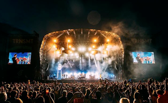 Get ready Glasgow! TRNSMT Festival is almost here