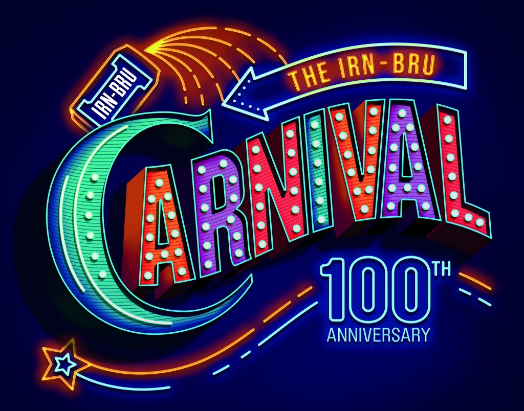 Celebrating 100 years of The IRN-BRU Carnival