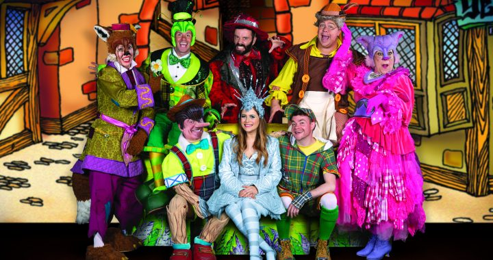 WIN a family ticket to The Pavilion's Christmas panto