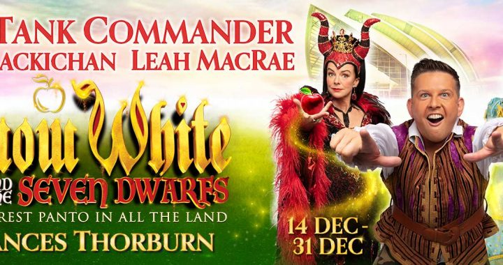 WIN tickets to see Snow White and the Seven Dwarfs