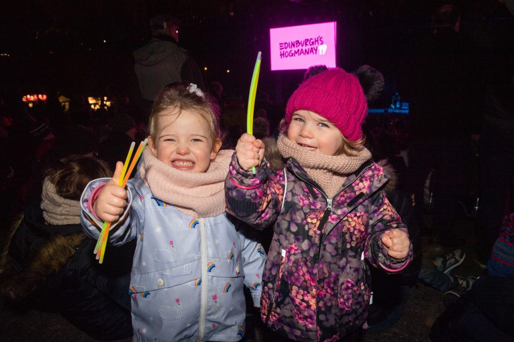 BE with your clan at Edinburgh's Hogmanay Bairns Afore