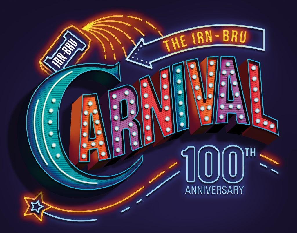 WIN four tickets to the IRN-BRU Carnival