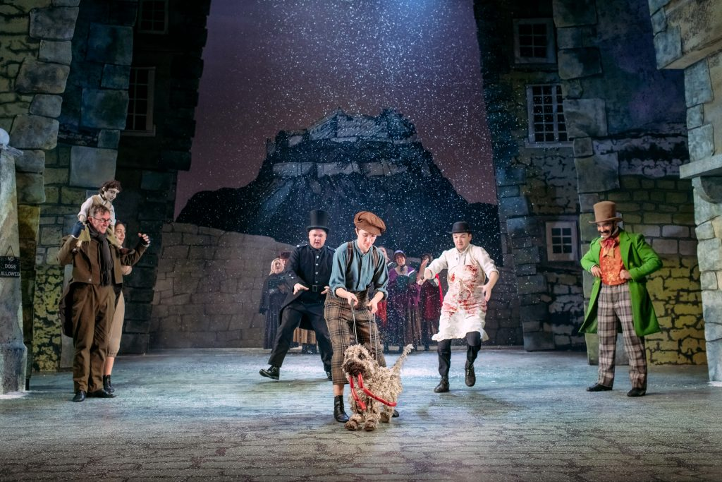 An Edinburgh Christmas Carol at the Royal Lyceum Theatre