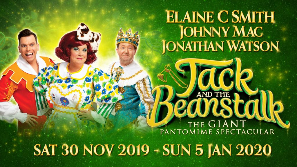 WIN a family ticket for Jack and the Beanstalk