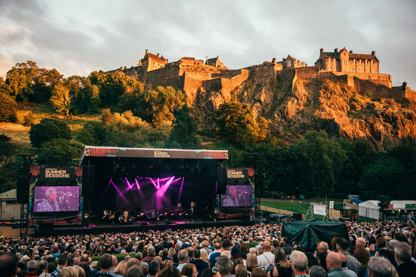LIVE: Lionel Richie, Tom Jones and more to play Edinburgh Summer Sessions this August