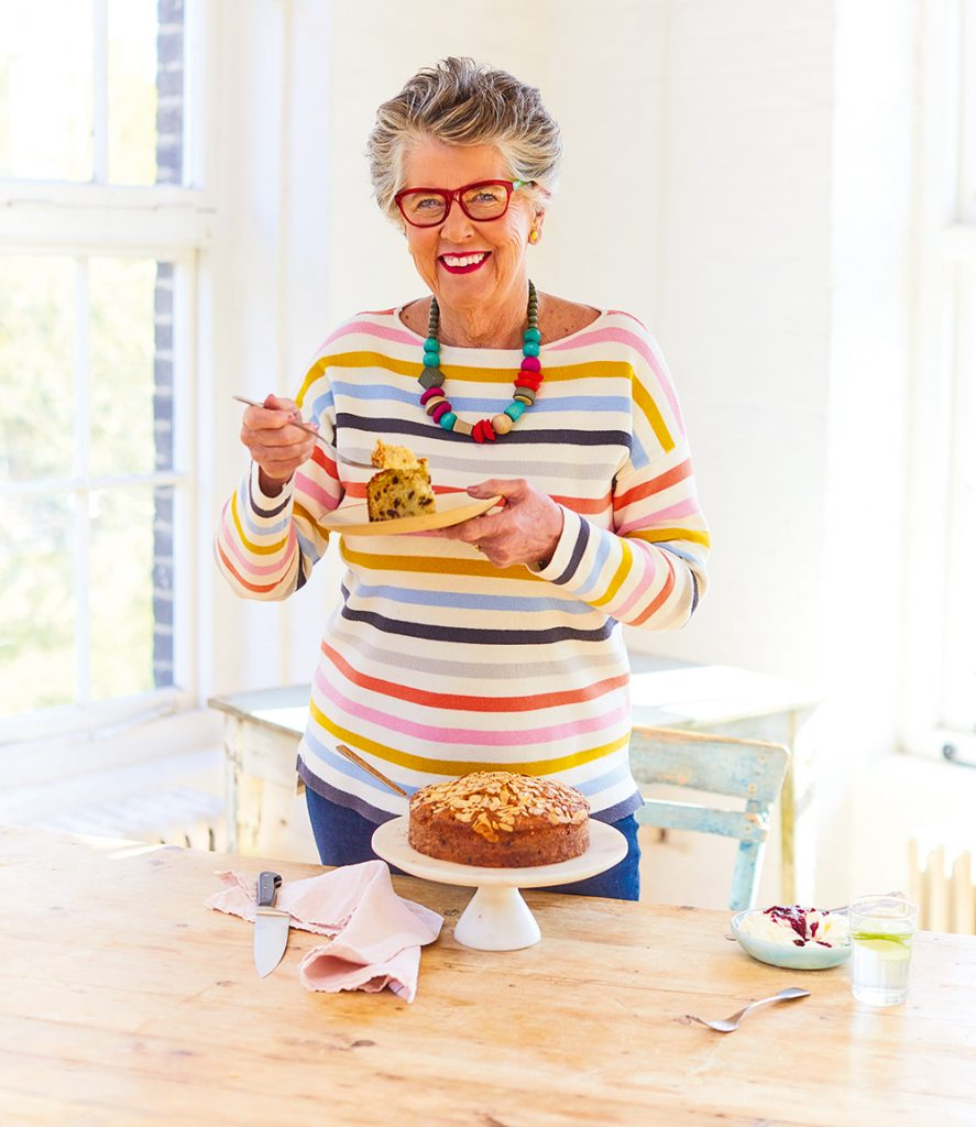 Seductive spring sweets: Prue Leith